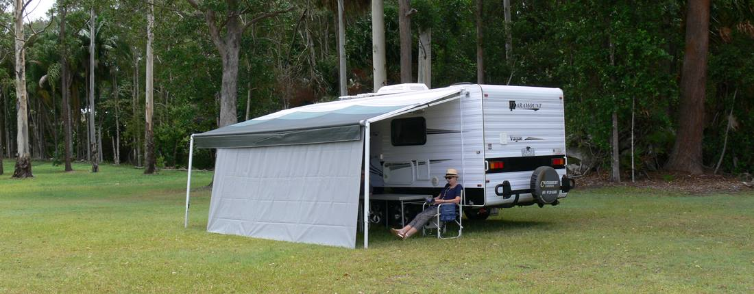 Caravan Awnings in Brisbane