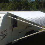 How to Clean Caravan Awnings in 5 Easy Steps