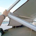 How to Fix an RV Awning That Will Not Retract Properly