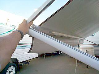 Fix an RV Awning