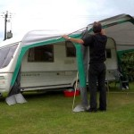 How to Repair a Caravan Awning by Yourself
