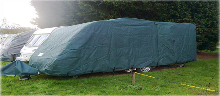 Water Proof Caravan Cover