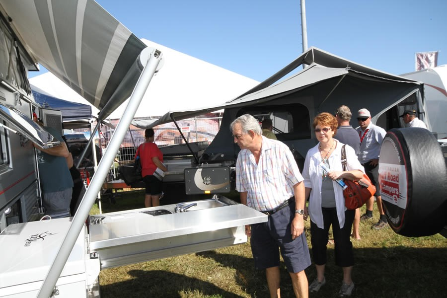 Cairns Home Show and Caravan Camping and Boating Expo
