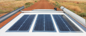 Solar Panels for Caravans