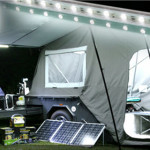 How To Install Lighting In Your Caravan Annexe