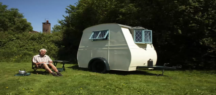 Beautiful Mad Hannah39s Tea Party Our Pick Top 10 Unusual Caravans For Sale