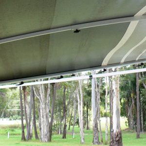 Curved Roof Rafters