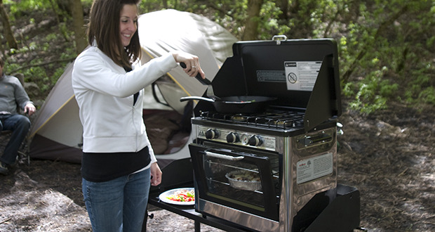 Camp Chef Outdoor Camp Oven Stove