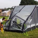 Drive Away In Style, With Inflatable Awnings!