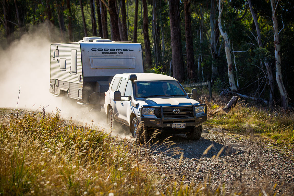 Off Road Towing Tips