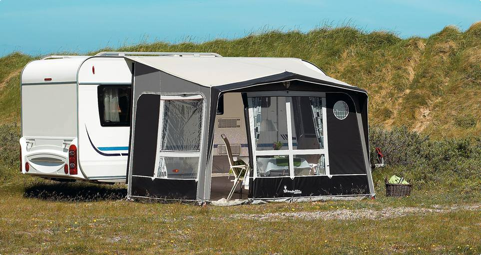 Expanded Caravan Awnings