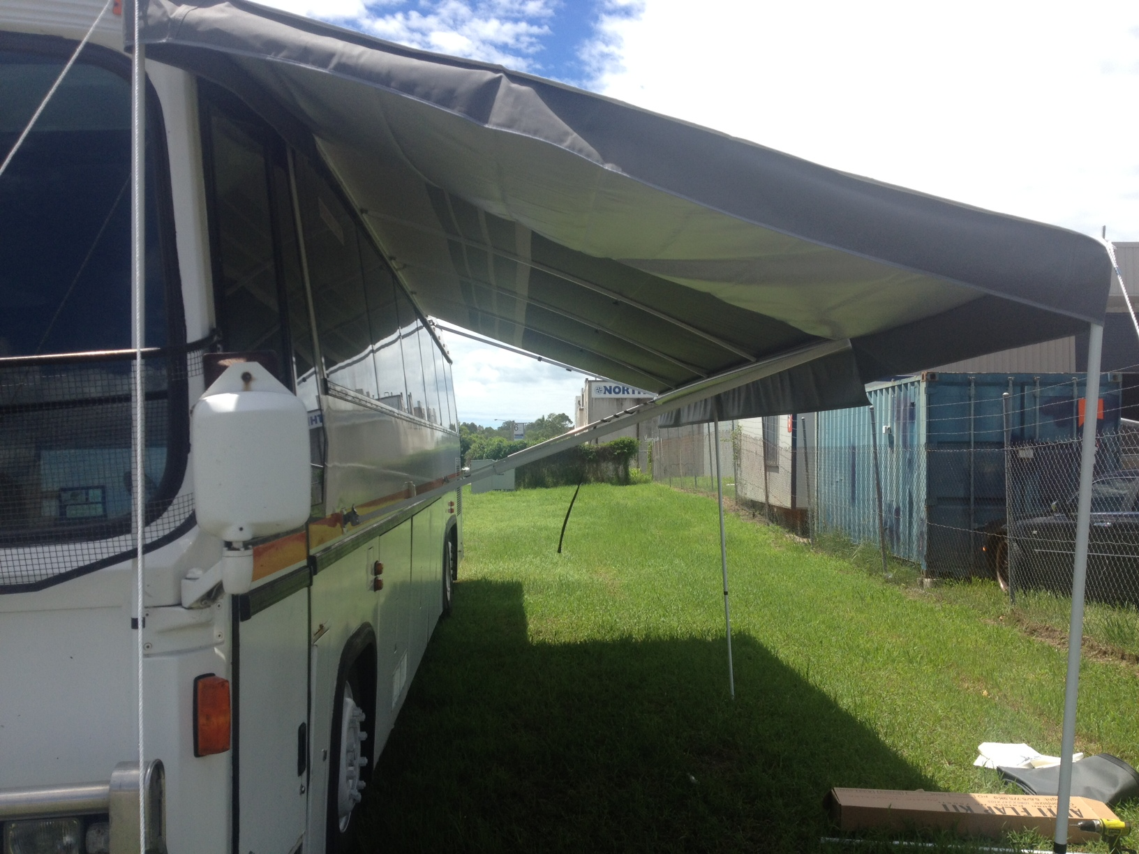 Bus Awnings Australia Wide Annexes