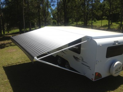 Caravan Awnings In Brisbane QLD