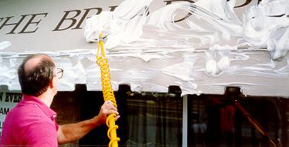 A Final Touch to Clean Caravan Awnings