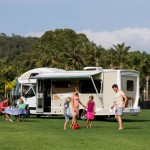 Top 4 Locations for Caravans Trips in Australia