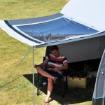 The Correct Way to Erect a Caravan Awning