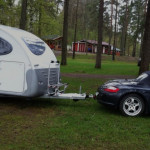 How To Hitch A Caravan To A Car