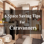 6 Space Saving Tips For Caravanners