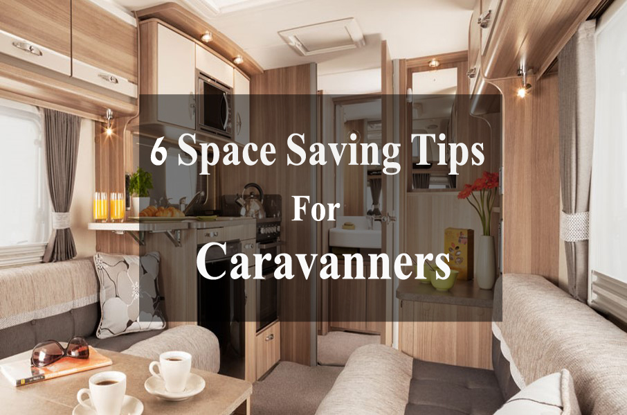 Slideshare 6 space saving tips for caravanners for Caravan kitchen storage ideas