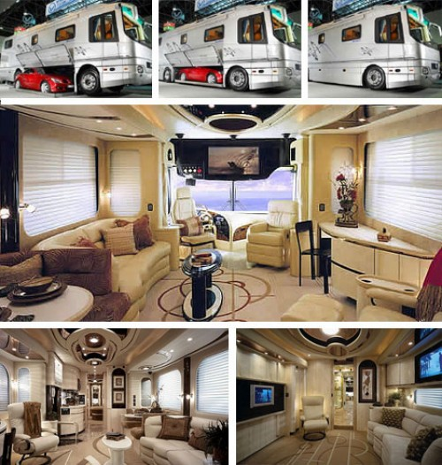 9 decoration ideas to brighten up your caravan s interiors for Interior caravan designs