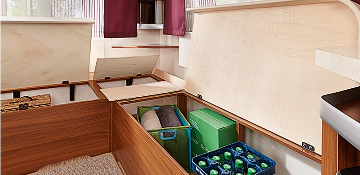 Install Furniture with Hidden Spaces