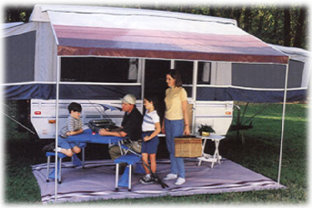How To Set Up A Dometic Awning