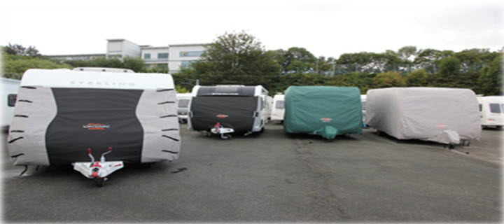 Caravan Cover Options