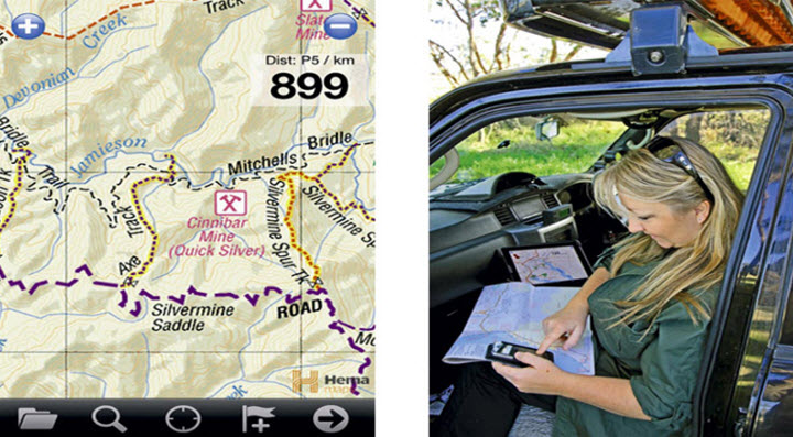 Apps for Caravanners