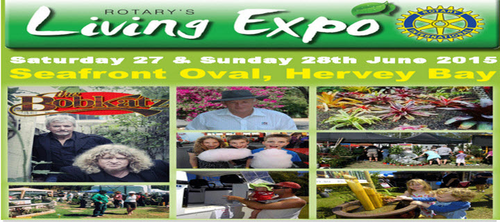 Rotary's Living Expo