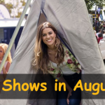 Caravan and Camping Shows and Events in August, 2015