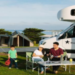 International Tourists Prefer Caravan Parks and Aussie Road Trips to Luxurious Hotels in Australia