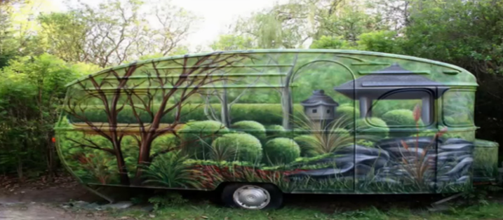 In-Love-With-Nature Caravan