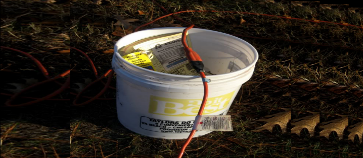 Power Connections Away From Damp Grounds