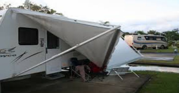 Get Your Caravan Awning Insured