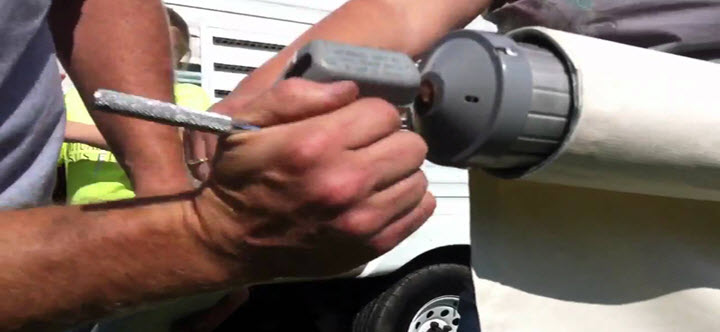 How To Replace A Dometic Awning