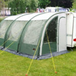 How to Avoid Damage to Your Caravan Awning in High Winds