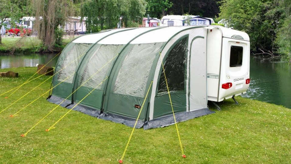 Avoid Damage To Your Caravan Awning