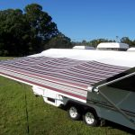 Summer is Almost Over: It's Time to Check the Caravan Awning's Fabric