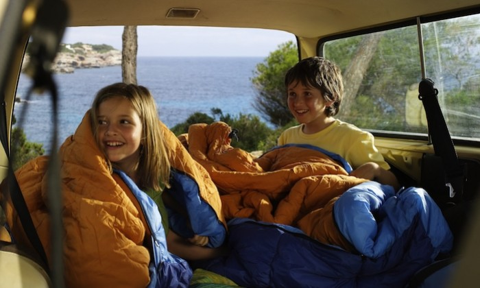 Caravanning With Young Kids