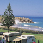 Australia's top Beachside Caravan Parks